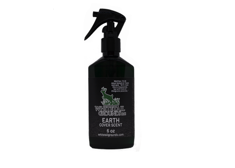 Earth Cover Scent - Whitetail Grounds