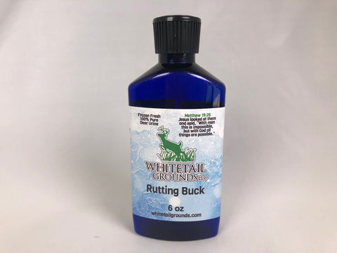 Image of Synthetic Rutting Buck Liquid 2oz. or 6oz.