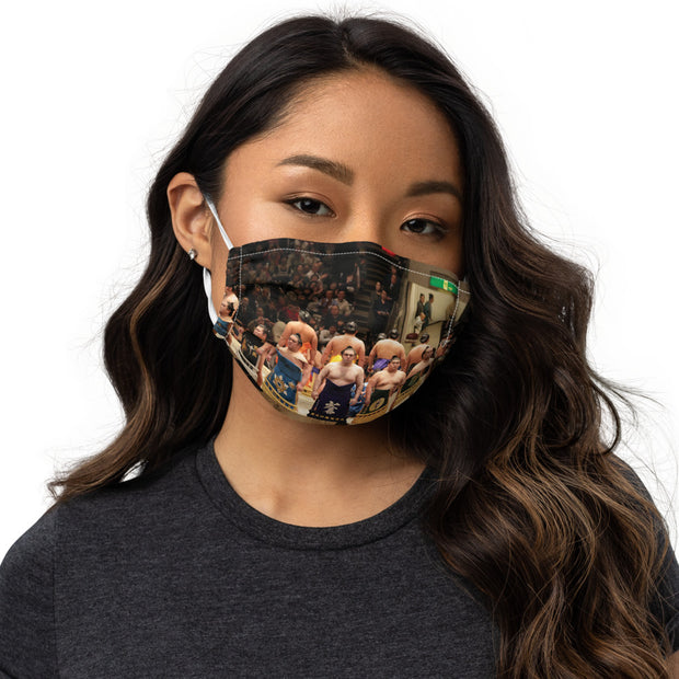 The Stalker Brand Sumo Face Mask