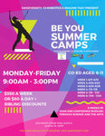 Danzversity, T2 Robotics & Imagine That Austin present: Be You Summer Kids Camp- Learning through science and the arts!
