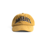 IMMIGRANTS HAT - MUSTARD