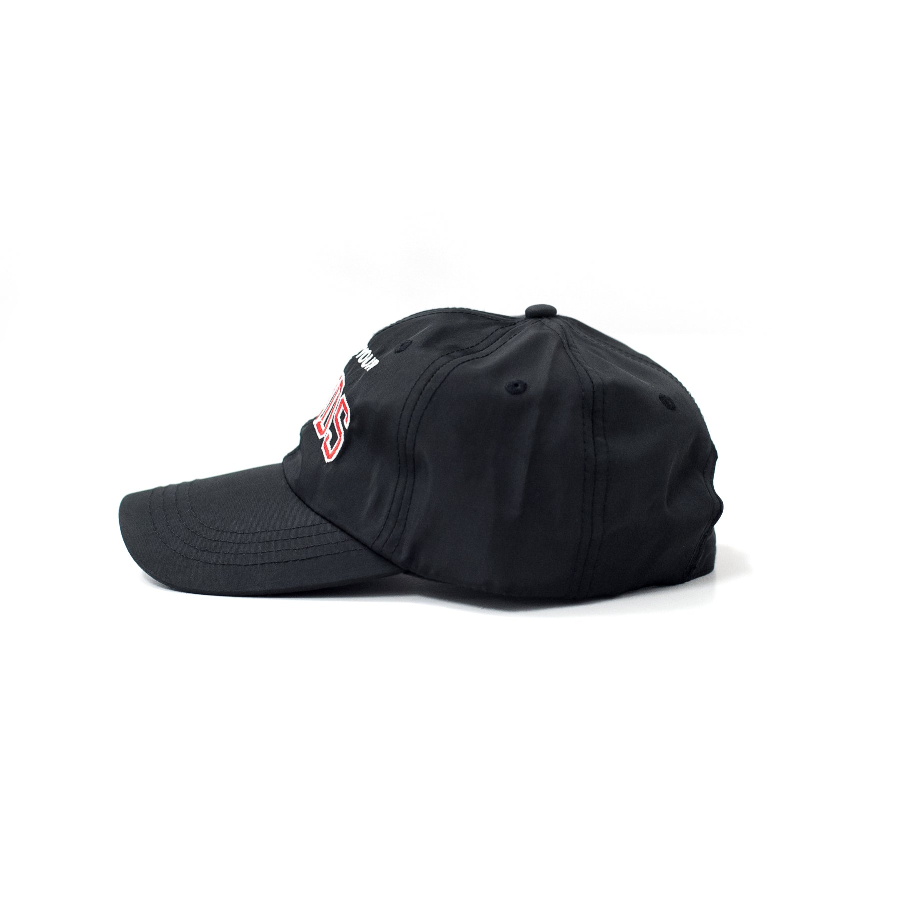 SUPPORT YOUR FRIENDS HAT - BLACK