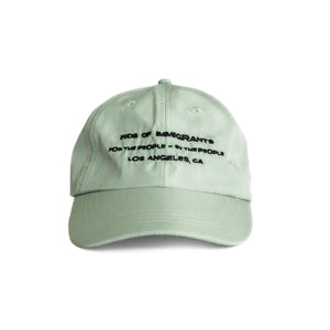FOR THE PEOPLE HAT 2.0 - SAGE