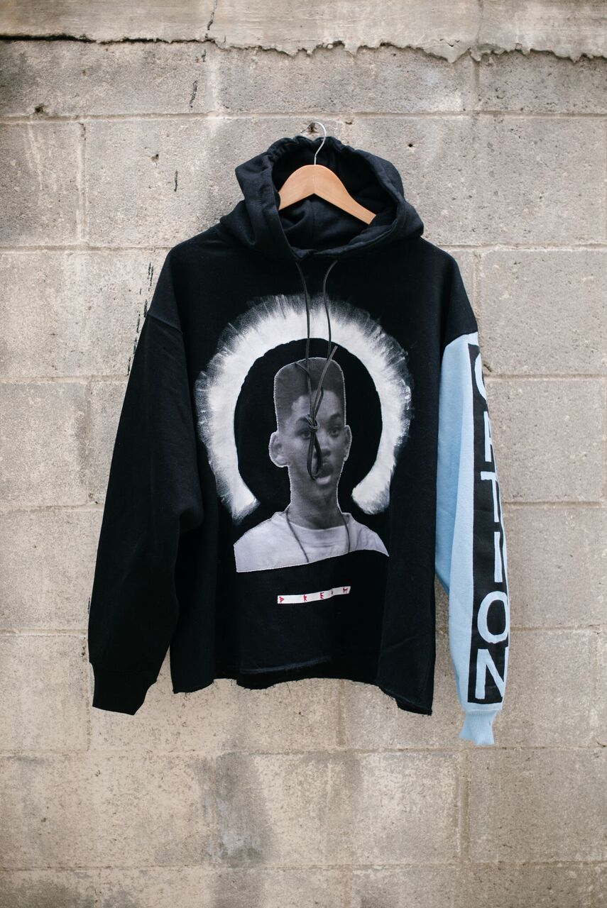 Inspiration 1/1 Oversized Hoodie