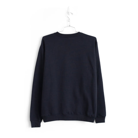 SPREAD LOVE ESSENTIAL SWEATER - NAVY
