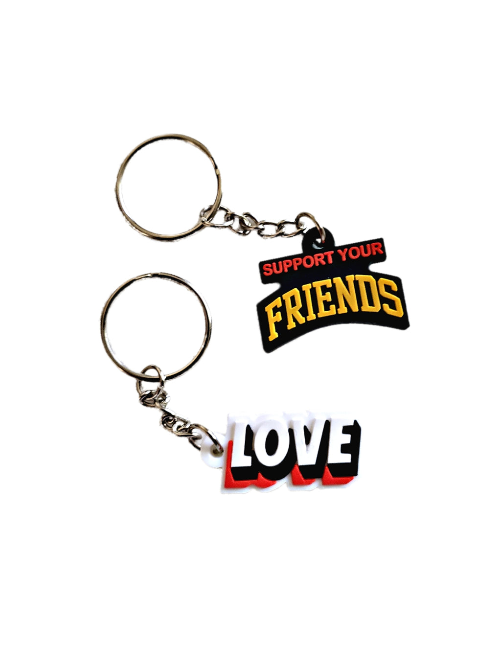 SPREAD LOVE & SYF KEY CHAIN PACKAGE