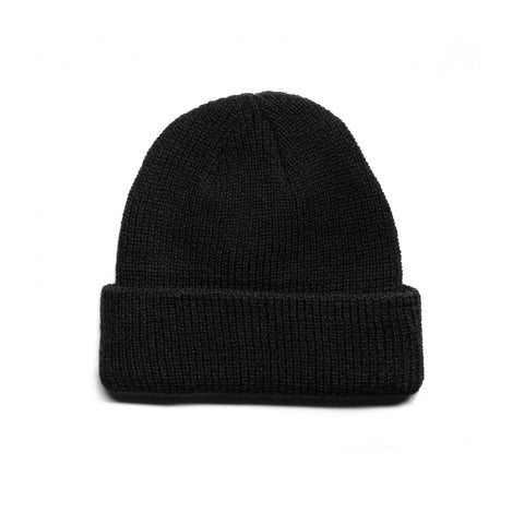 SPREAD LOVE 2.0 BEANIE - BLACK
