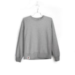 FOR THE PEOPLE REVERSIBLE SWEATER - GREY