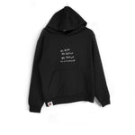 WE THRIVE HOODIE - BLACK