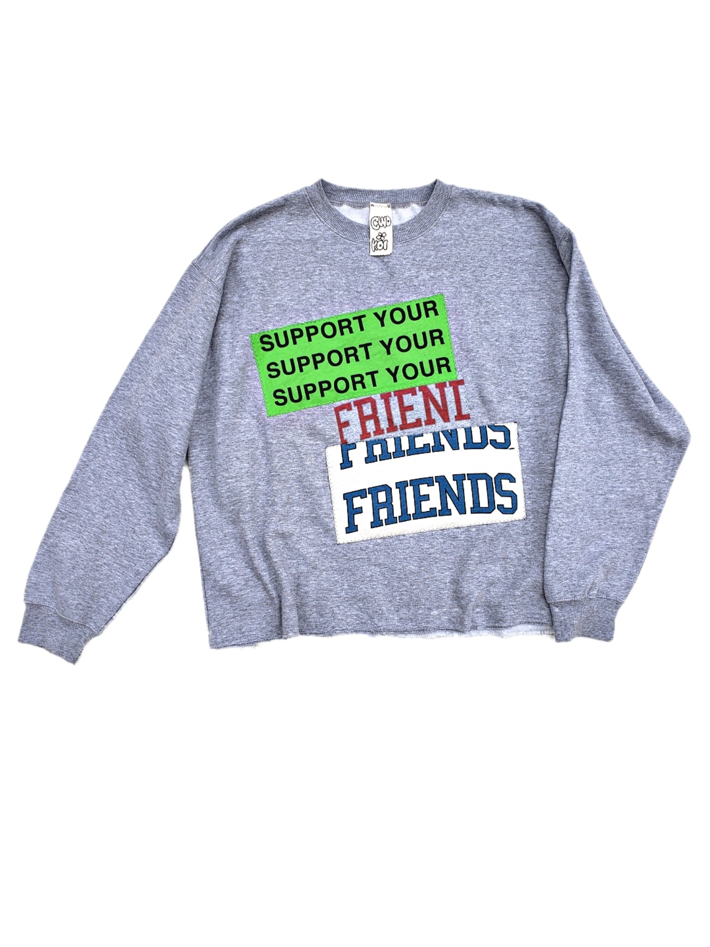 SUPPORT YOUR FRIENDS - CWD 004