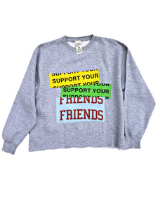SUPPORT YOUR FRIENDS - CWD 002