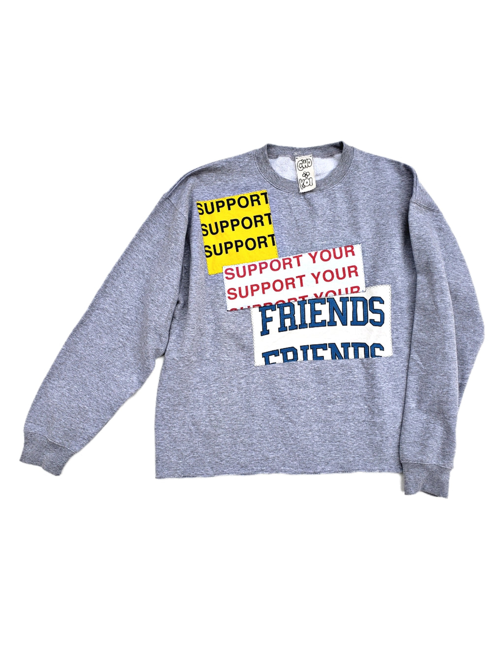 SUPPORT YOUR FRIENDS - CWD 003