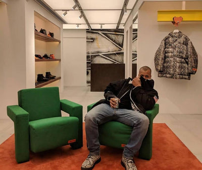 Heron Preston Opened Two Flagship Stores in China