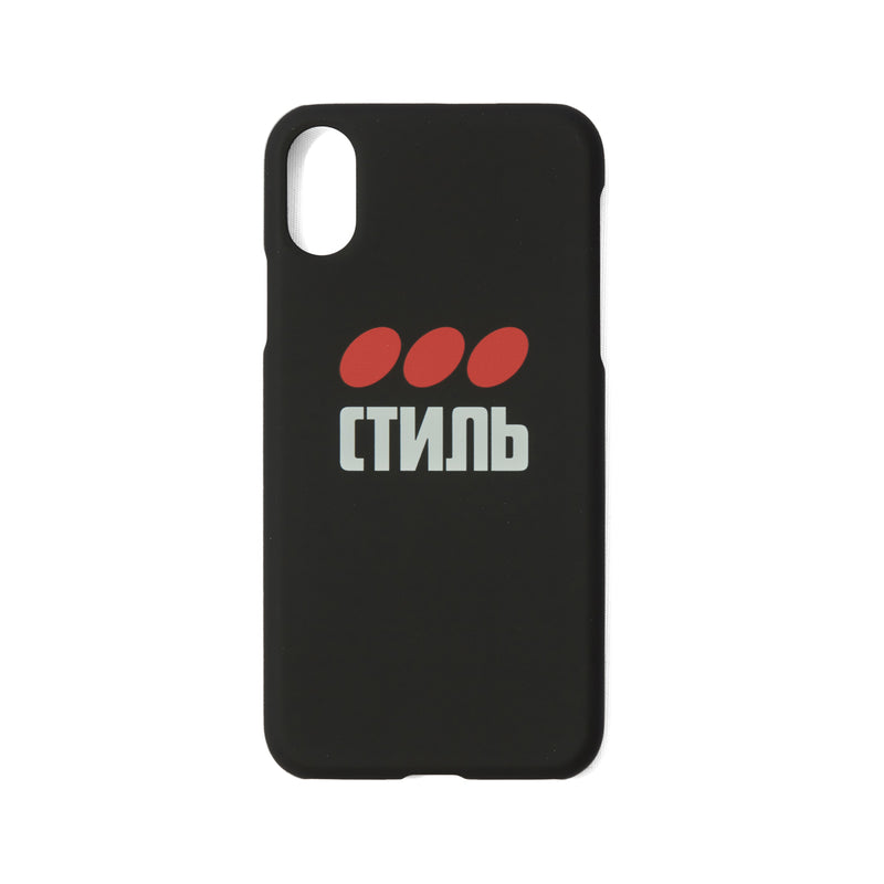 "HERON PRESTON Dot ""CTNMB "" iPhone XR Case"