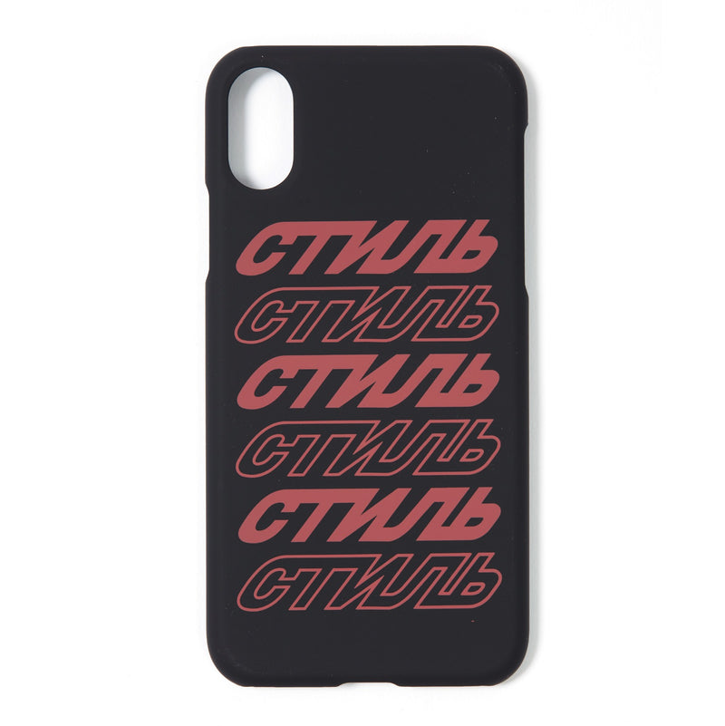 HERON PRESTON All-over Print Iphone X Case