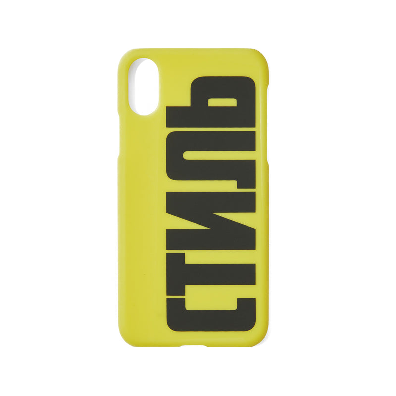"HERON PRESTON ""CTNMB "" iPhone XS Case"