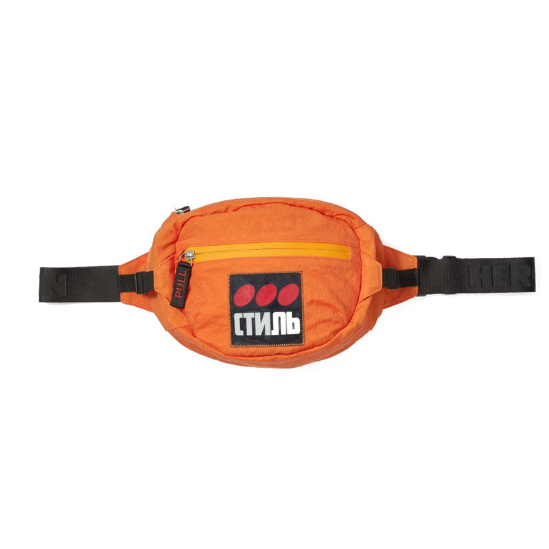 HERON PRESTON Dots 'CTNMB' Fanny Pack
