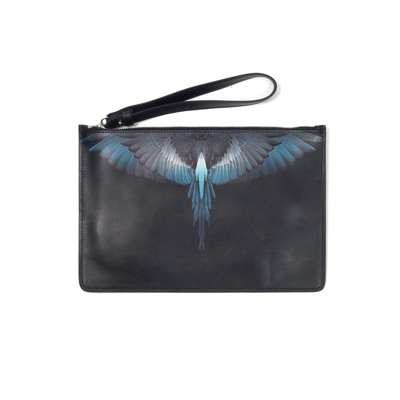 MARCELO BURLON COUNTY OF MILAN Wing Pouch