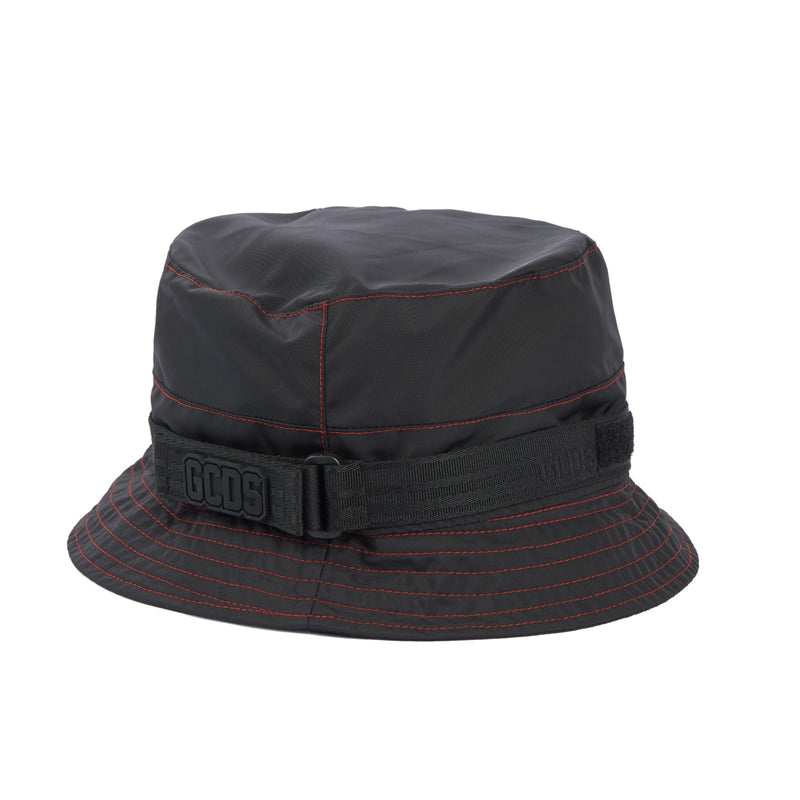 GCDS Nylon Fisherman Hat