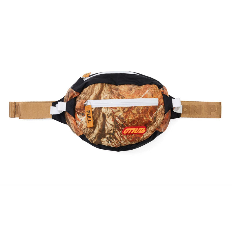 Heron Preston Camouflage Fanny Pack