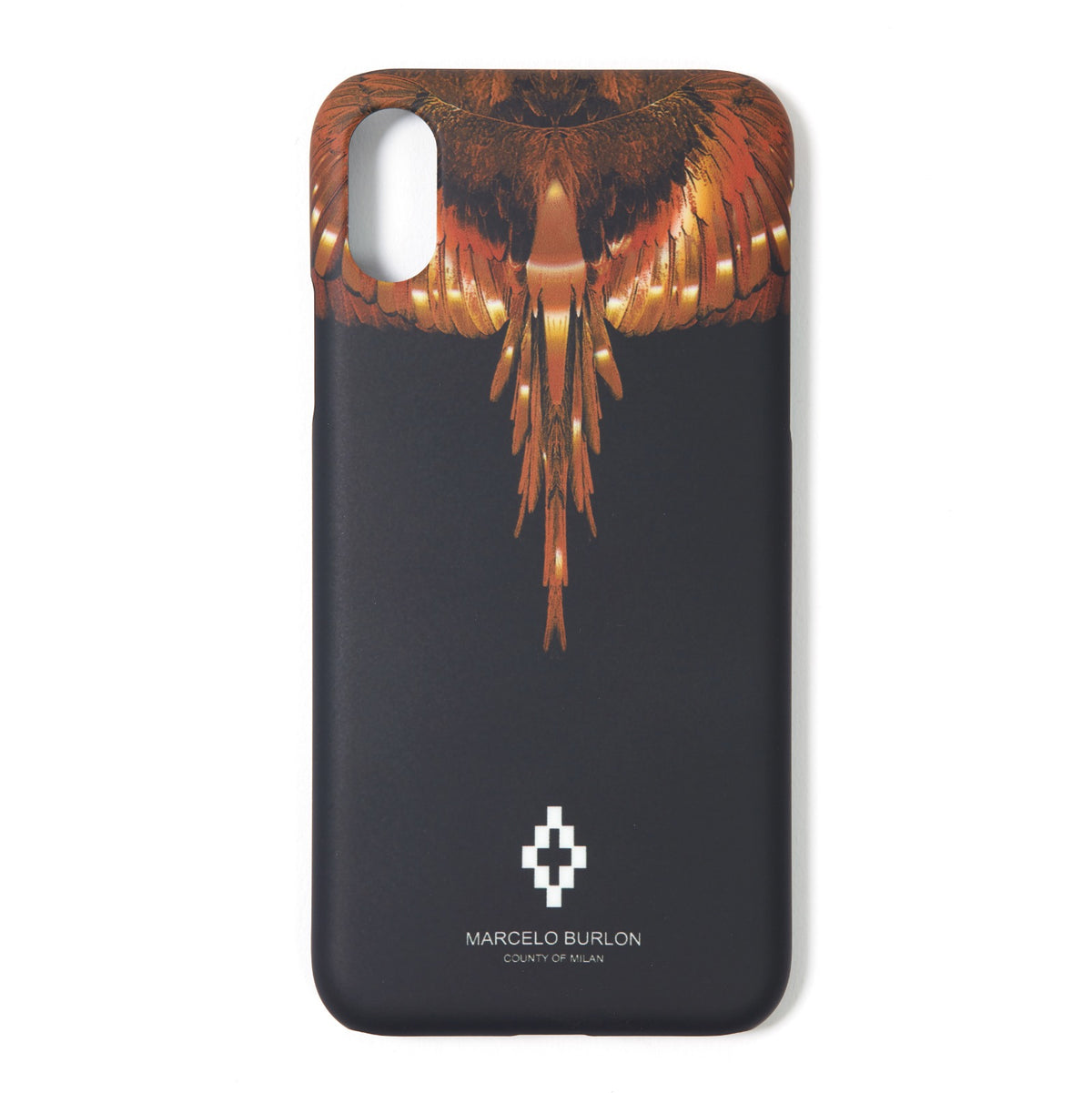 factory authentic 1b176 1a8cd MARCELO BURLON COUNTY OF MILAN Iphone X Wings Case