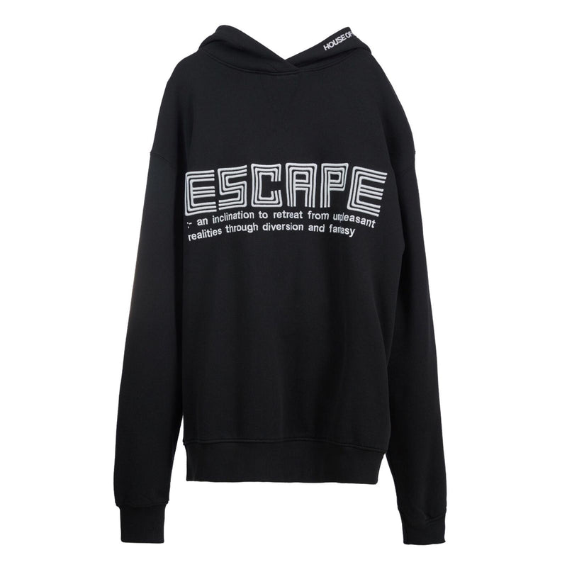 HOUSE OF HOLLAND Longline Escape Hoodie