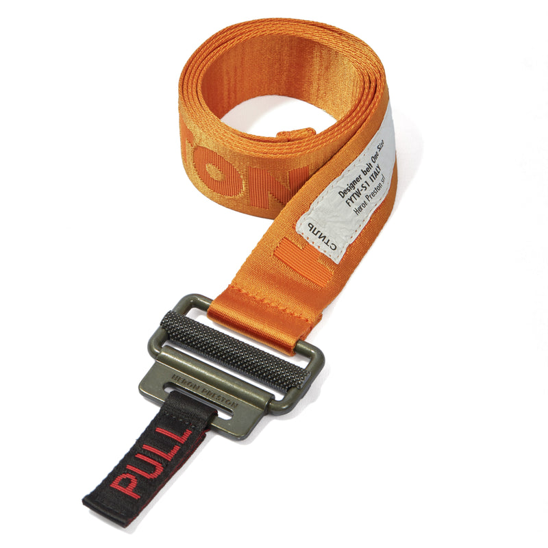 HERON PRESTON Tape Belt