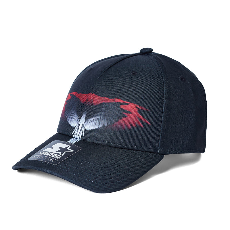 Marcelo Burlon County of Milan Starter Wings Cap