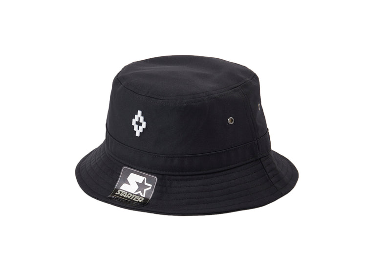 MARCELO BURLON CROSS BUCKET HAT