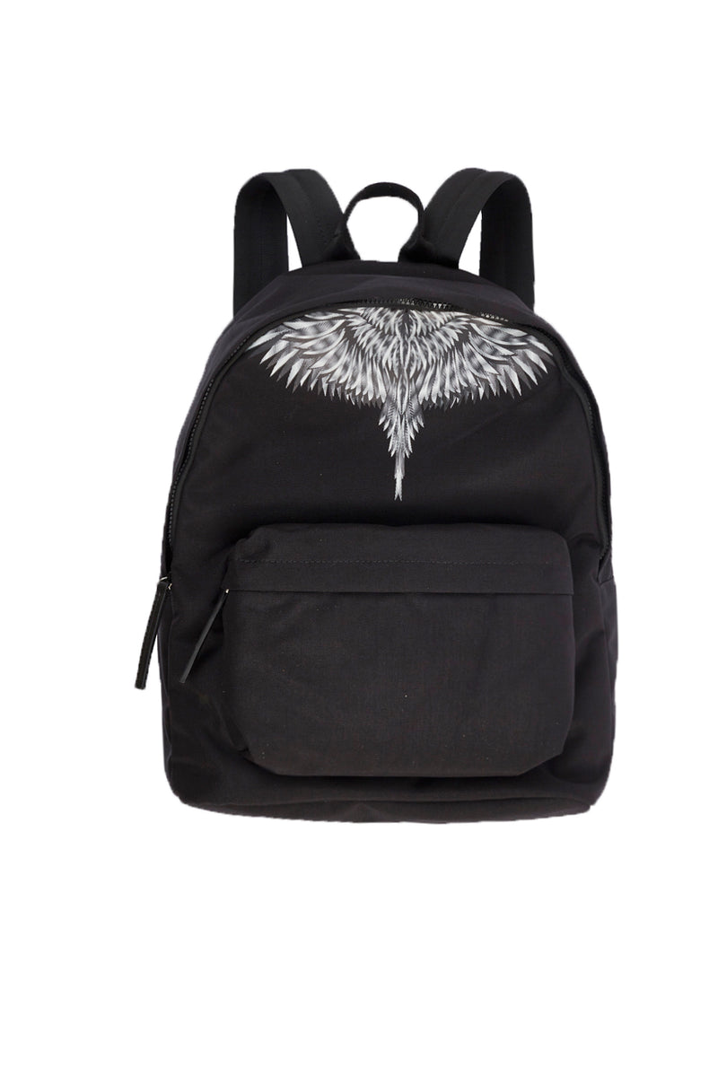 MARCELO BURLON SHARP WINGS BACKPACK