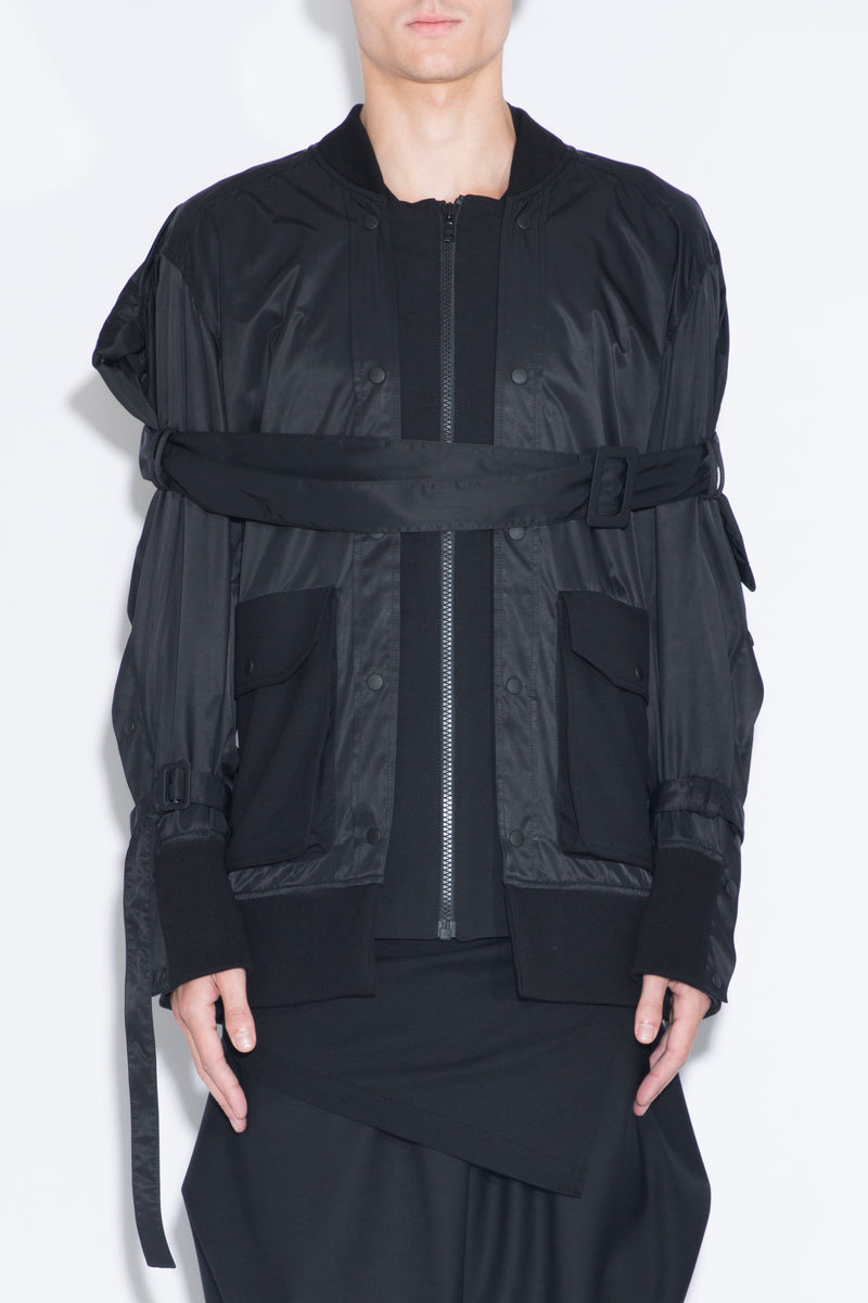 BMUET(TE) Structured MA-1 Jacket