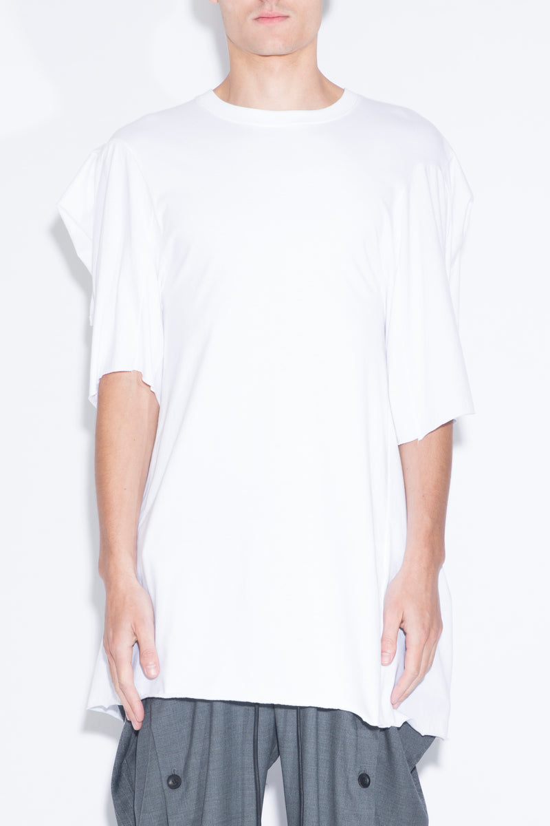 BMUET(TE) Draped T-shirt