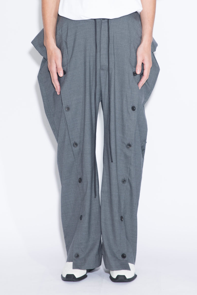 BMUET(TE) Structured Pants
