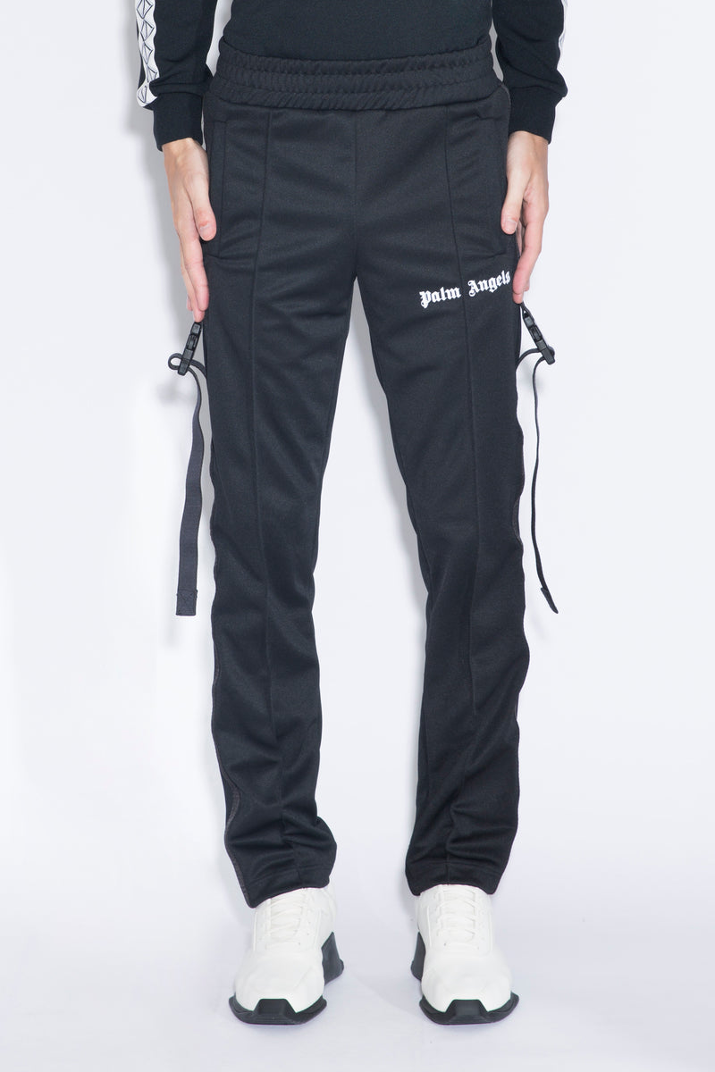 PALM ANGELS Side-tape Track Pants