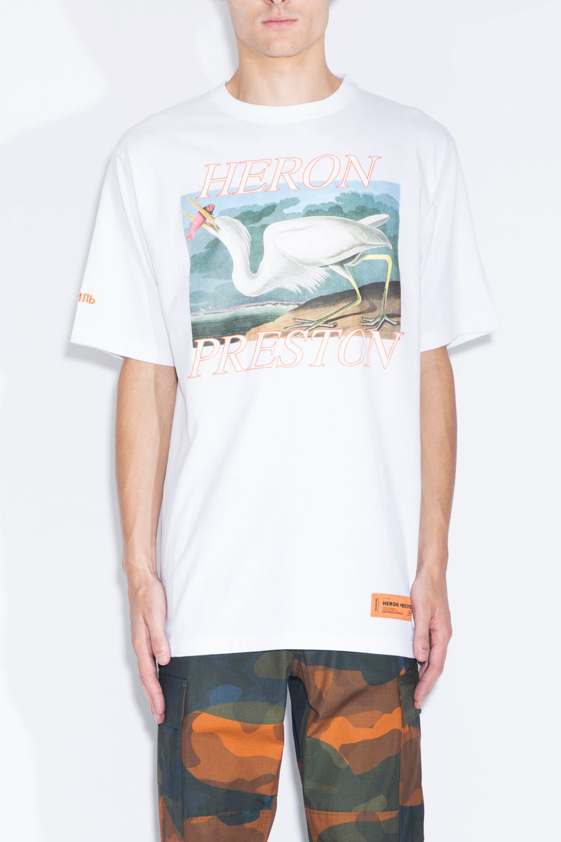 HERON PRESTON  Print T-shirt