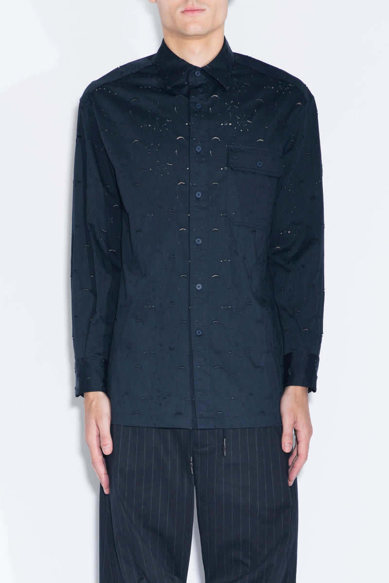 FENG CHEN WANG Long-sleeve Shirt