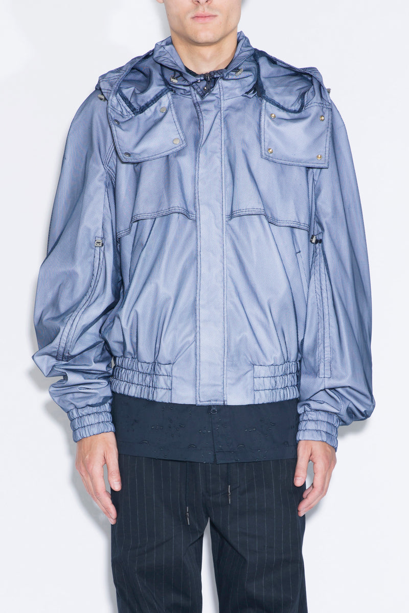 FENG CHEN WANG Mesh layered jacket