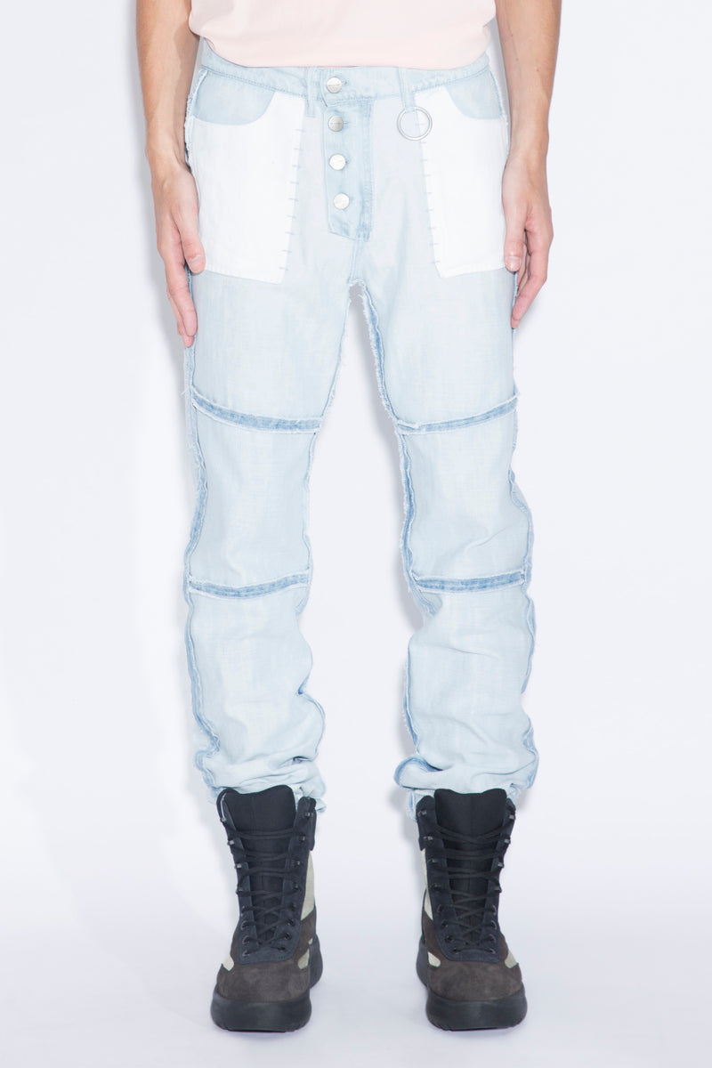 HELIOT EMIL Inside-out Denim