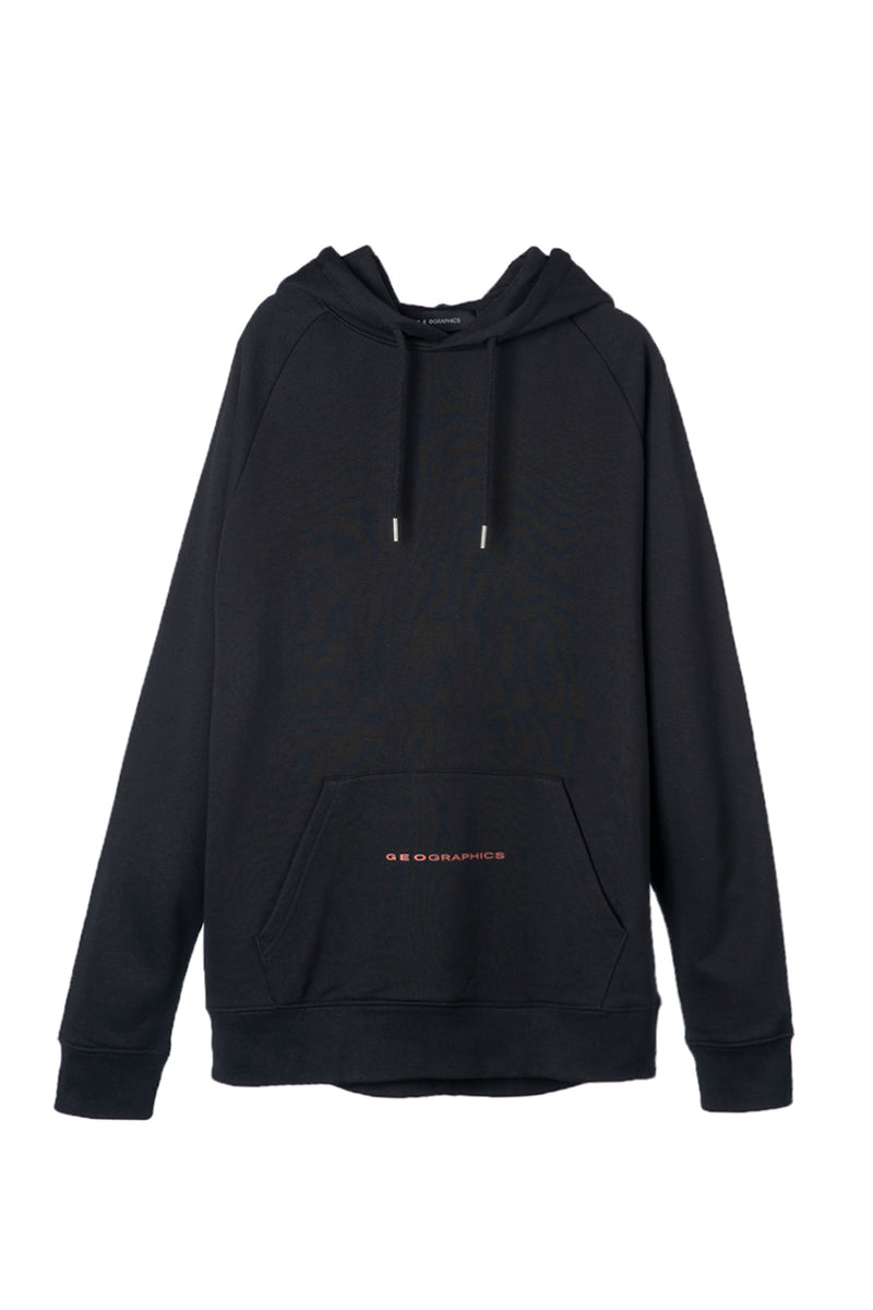 GEOGRAPHICS ONE EARTH HOODIE