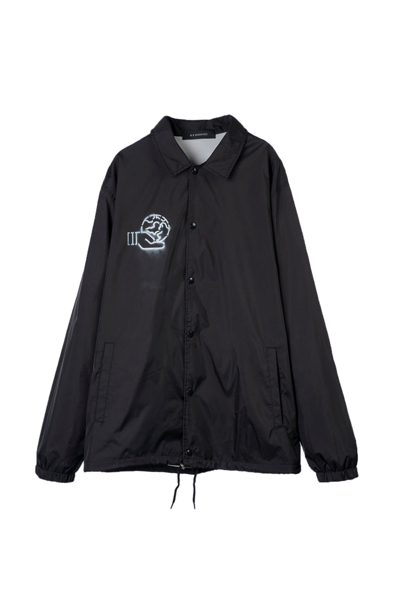 GEOGRAPHICS OG COACH JACKET