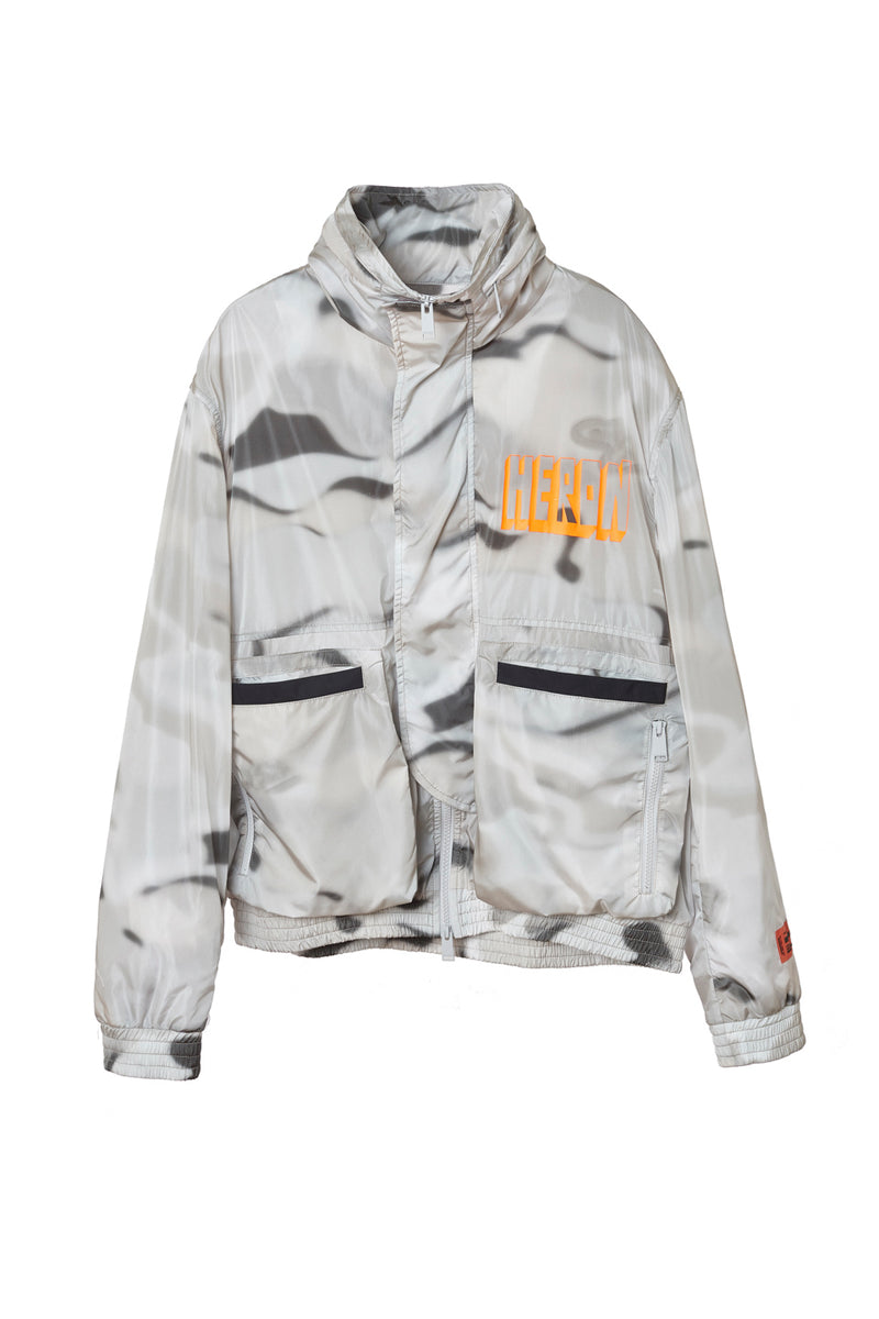 HERON PRESTON WINDBREAKER NYLON OUTERWEAR