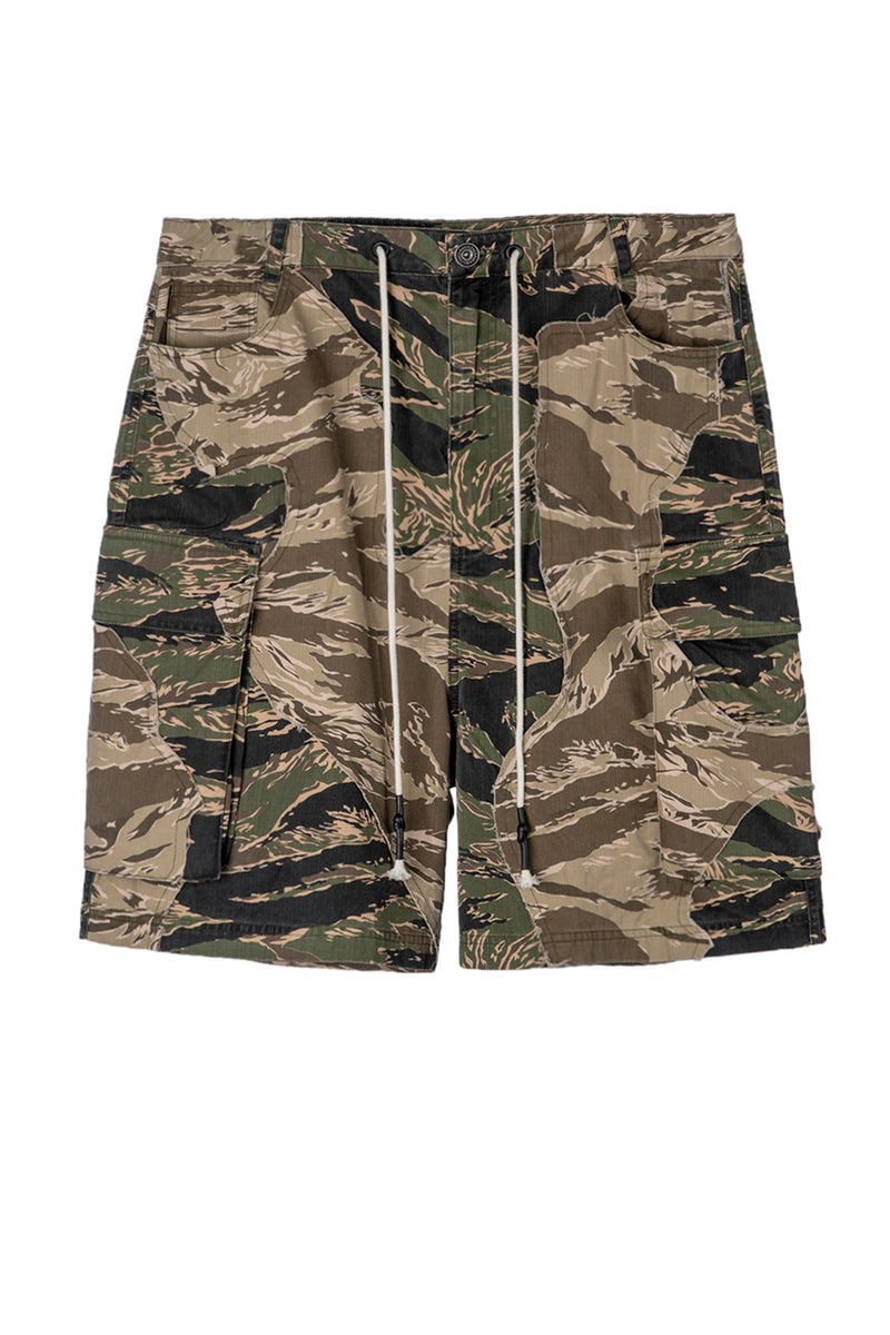 MOSTLY HEARD RARELY SEEN CUT ME UP CARGO SHORT