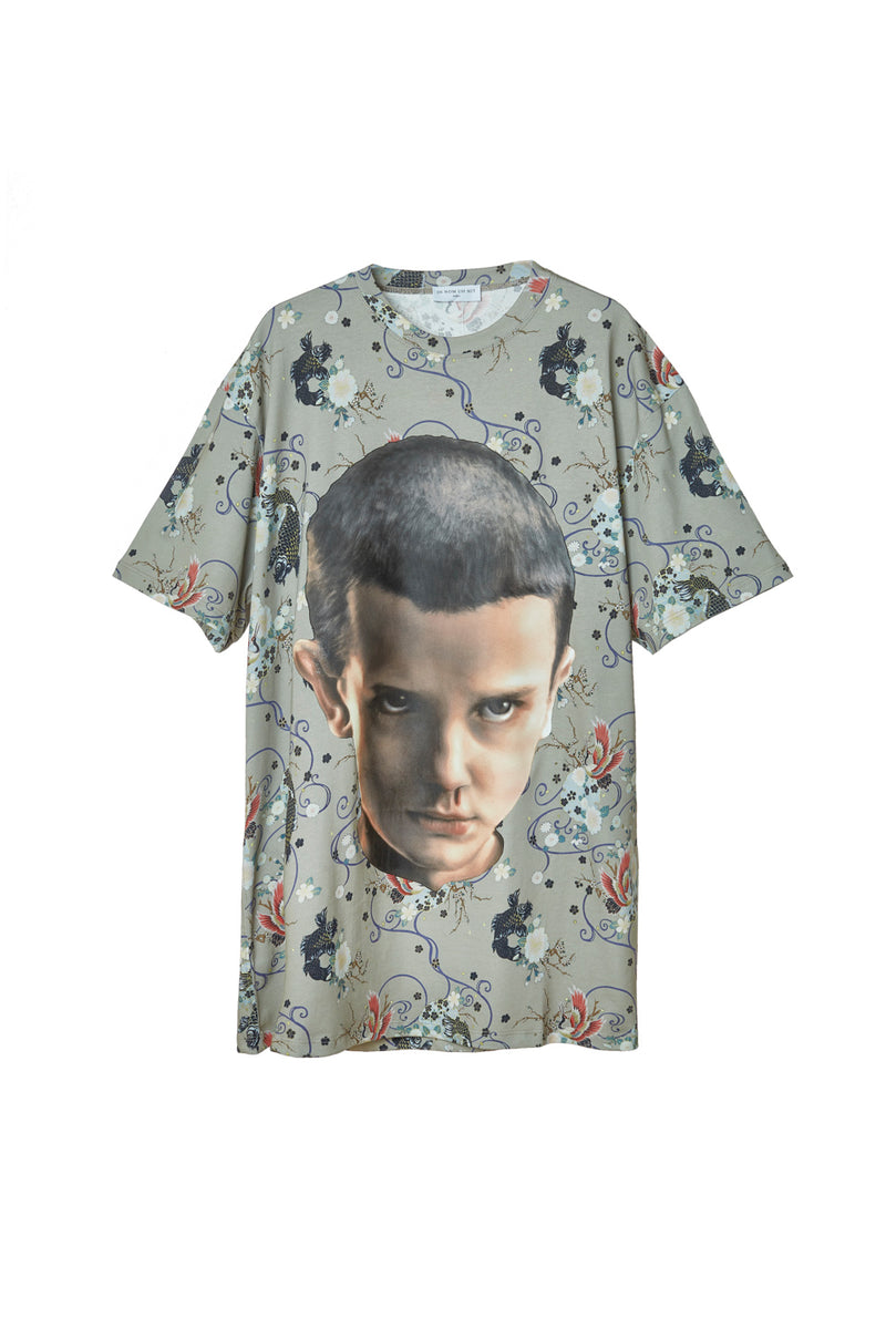 IH NOM UH NIT  ELEVEN ARCHIVE ALL OVER PRINT T-SHIRT