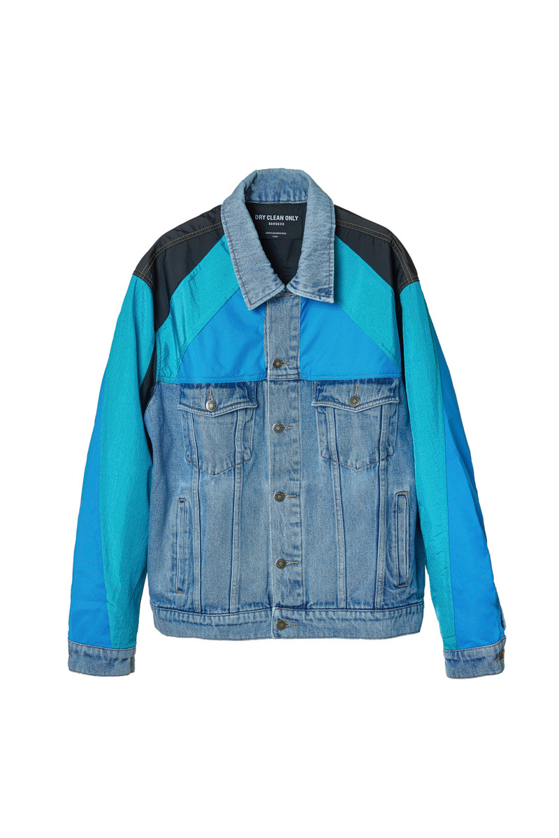 DRY CLEAN ONLY ISAAC JACKET