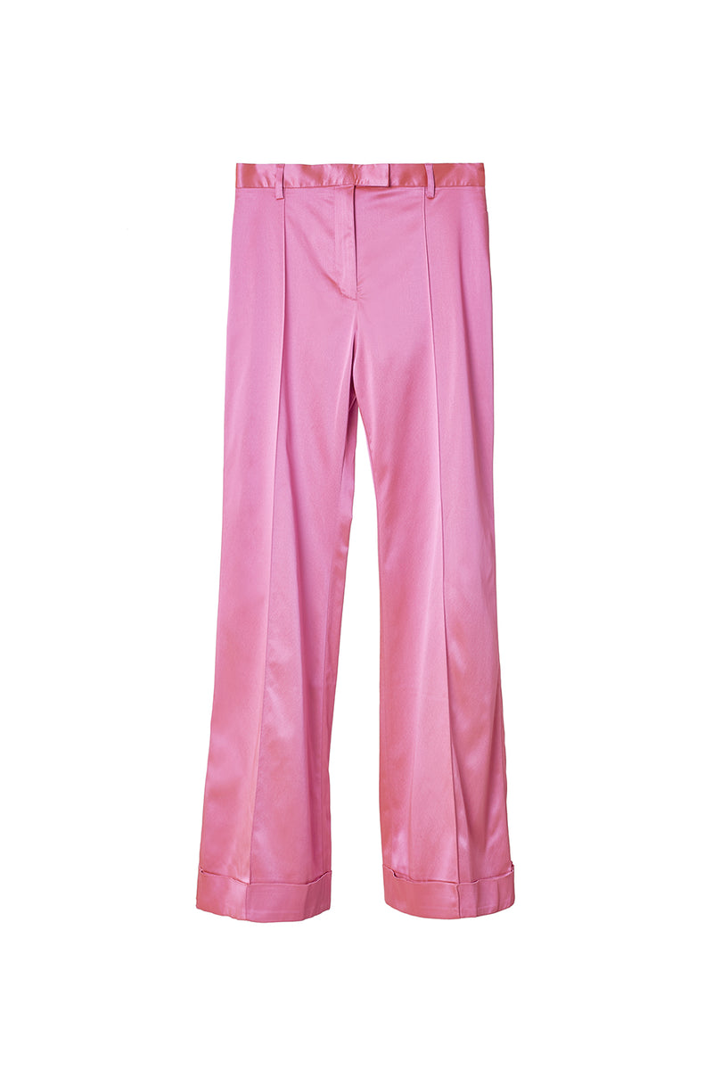 HOUSE OF HOLLAND - FLARED TAILORED TROUSER PANTS