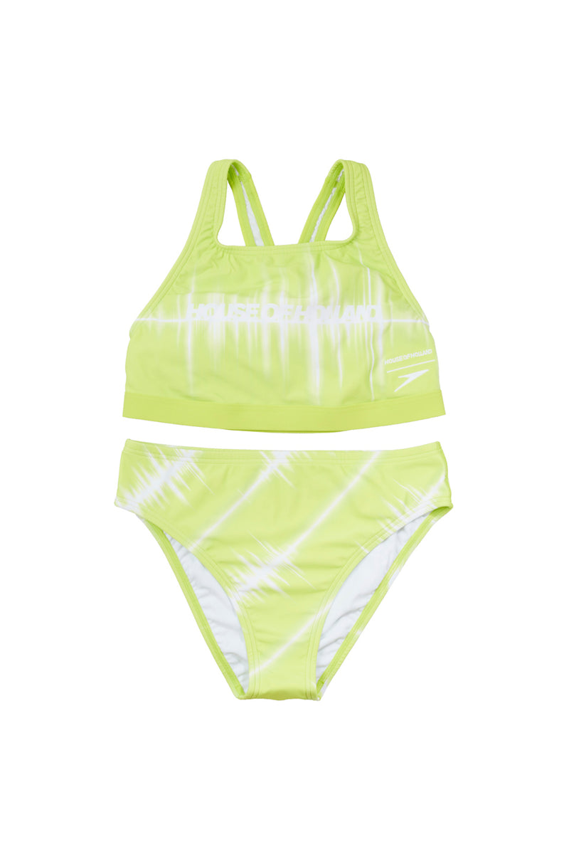 HOUSE OF HOLLAND SOUNDWAVE SWIM SET