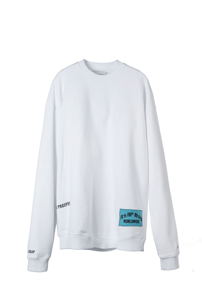 ASAP FERG HAMILTON HEIGHTS CREWNECK