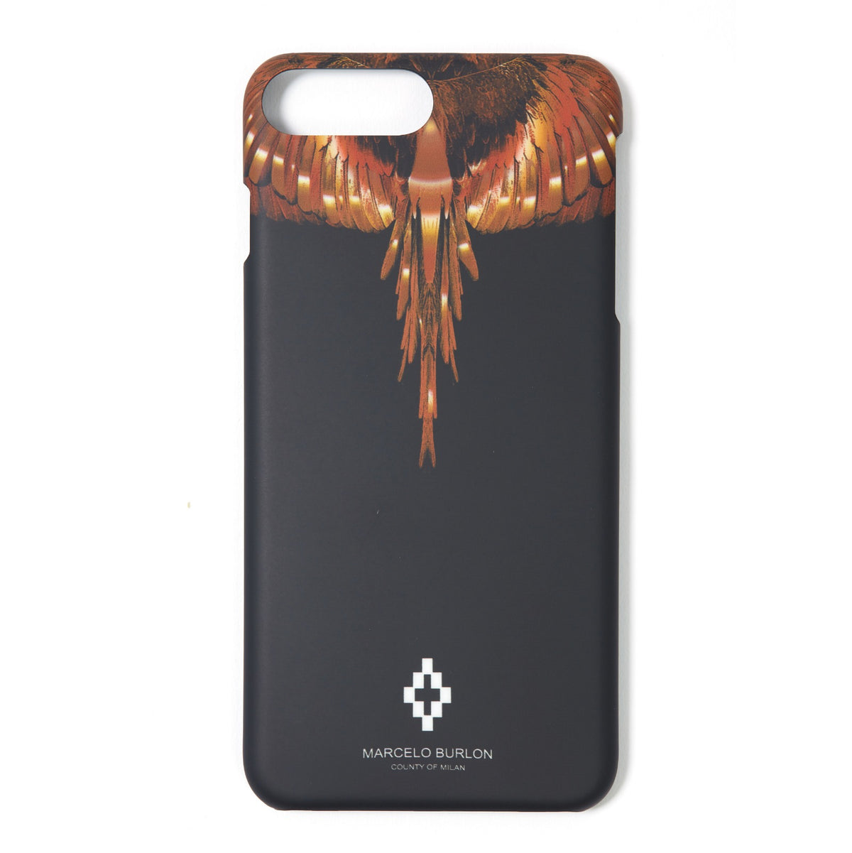quality design 5a815 ee039 MARCELO BURLON COUNTY OF MILAN Iphone 8 Wings Case