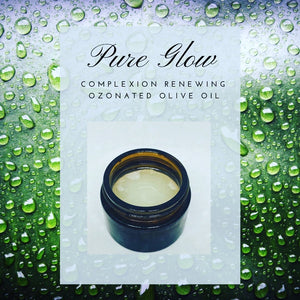 Pure Glow Ozonated Olive Oil