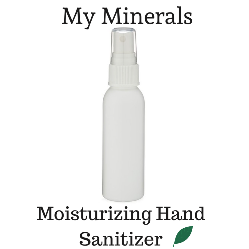 Moisturizing Hand Sanitizer